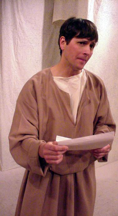 All speeches (lines) for Artemidorus in